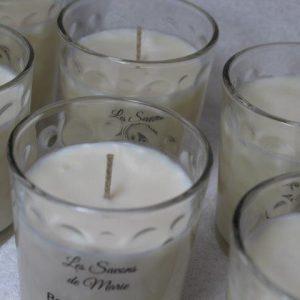 Bougies de soya